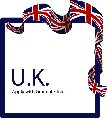 Study in the UK with Graduate Track